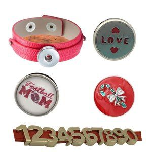 💥Special💥 Snap Button Bracelet with 3 Snaps